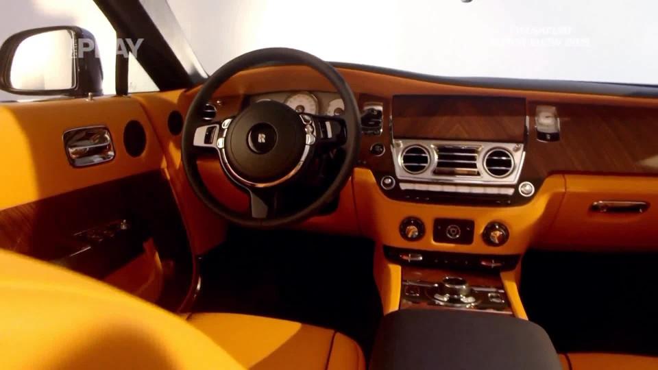 Rolls Royce  BMW