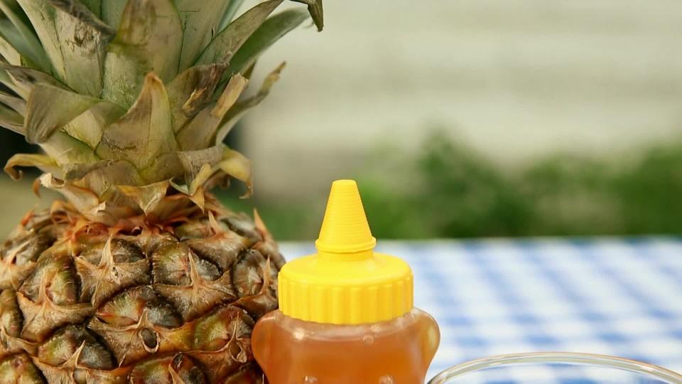 Opilý ananas