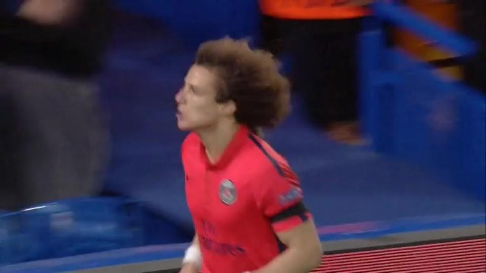 Gól - David Luiz 86 (11.3.2015)