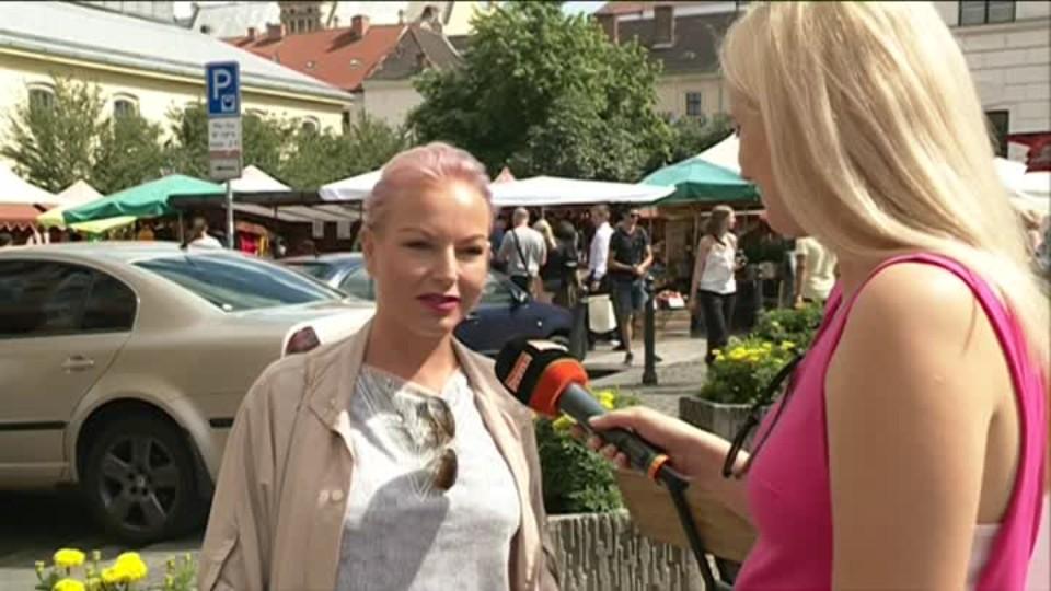 TOP STAR 12.7.2016 - Martina Pártlová a chlapi