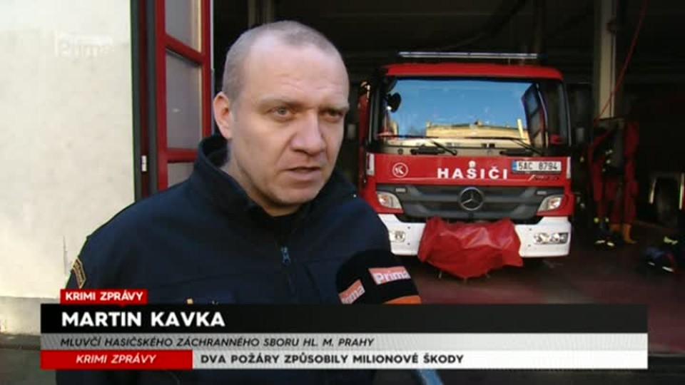 Krimi zprávy 16.1.2018