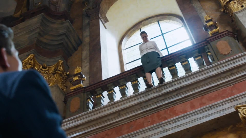 Polda II (5) - Drama v kostele
