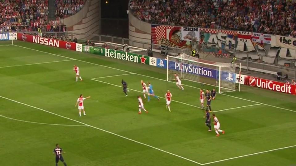 Sestřih zápasu - Ajax Amsterdam vs FC Barcelona (17.9.2014)