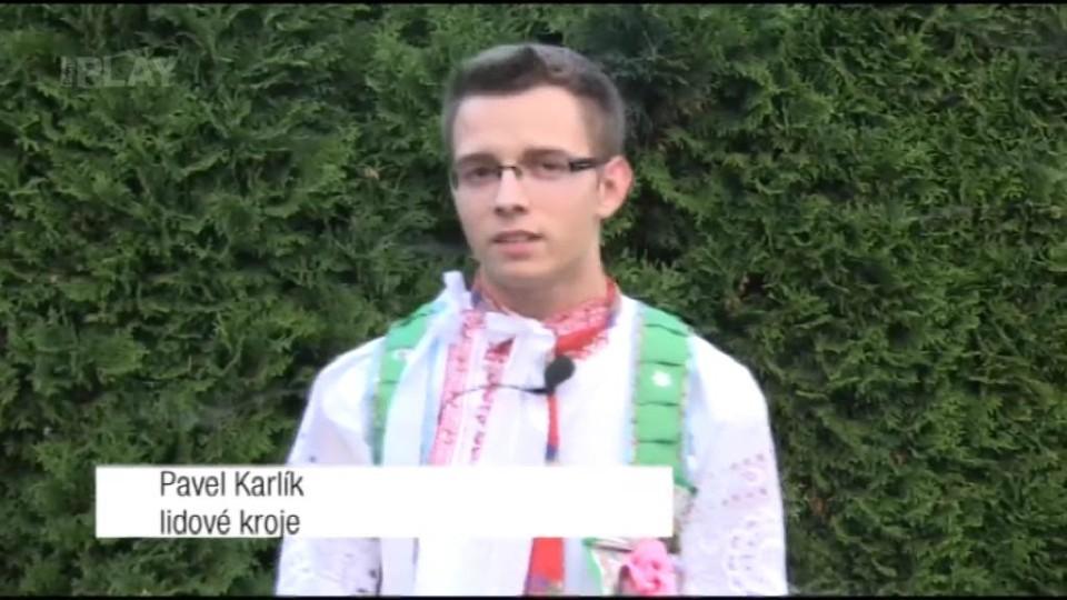 Pavel Karlík - Kroje v seriálu Vinaři