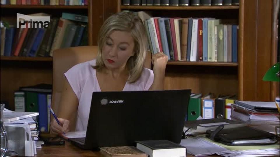 Přístav II (17) - Mili bude podnikatelka