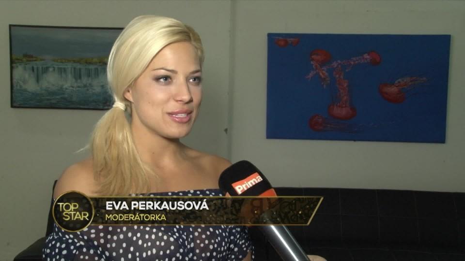 TOP STAR 6.6.2017 - Ohnivý kuře - Eva Perkausová