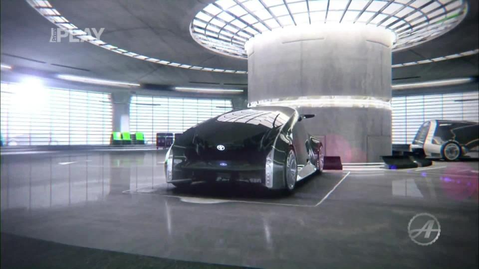 Toyota Fun-Vii