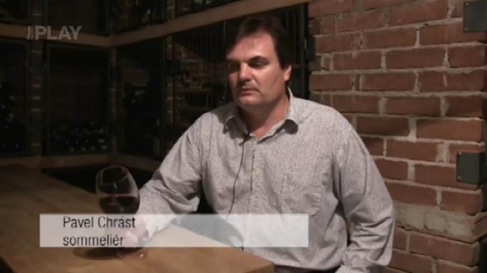 Sommeliér Pavel Chrást o párování vína a jídla