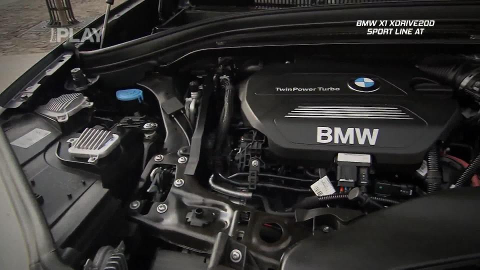 BMW X1 xDrive 20d Sport Line AT