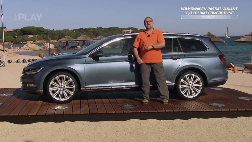 Volkswagen Passat Variant 2,0 TDI BMT Comfortline