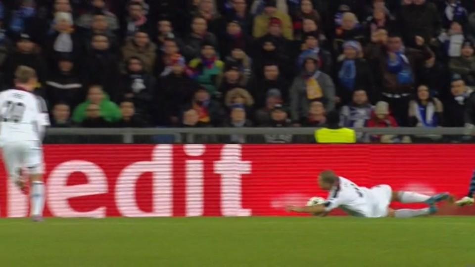 Penalta - Danilo 79 (18.02.2015)