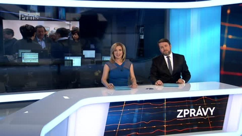 Zprávy FTV Prima 10.2.2018