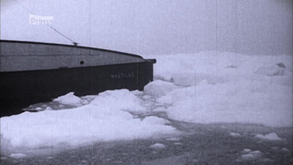 S ponorkou pod severní pól