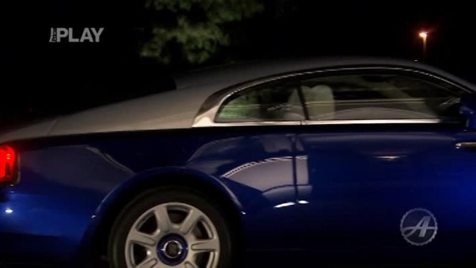 Rolls Royce Wraith I