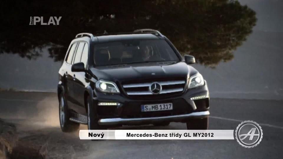 Mercedes-Benz GL 2012