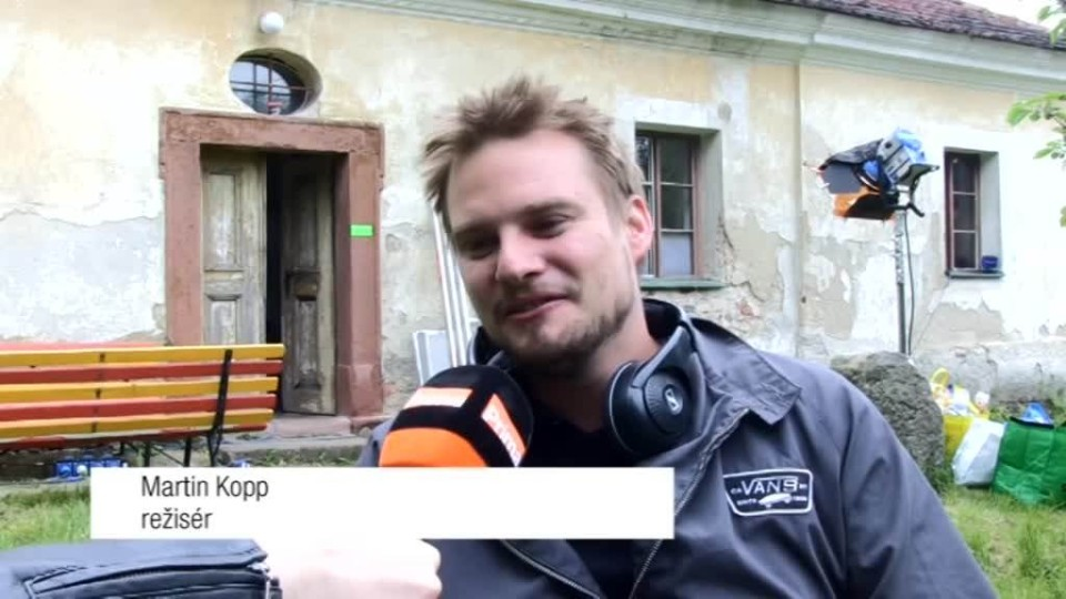 Režisér Martin Kopp o Vinařích II