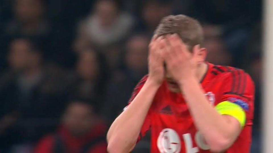 Sestřih zápasu - Leverkusen v Atletico (25.02.2015)
