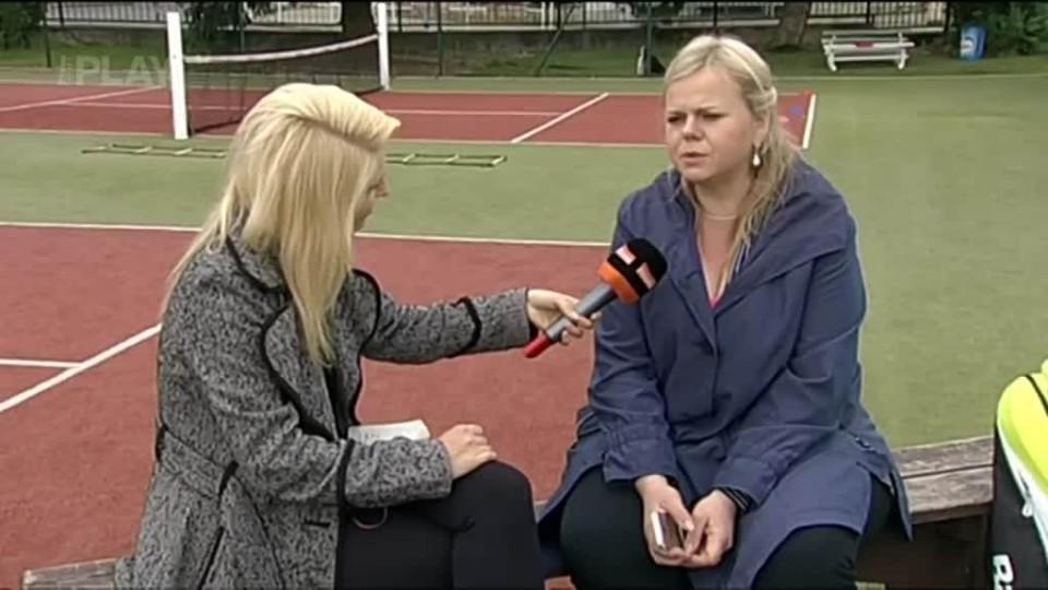 VIP - Sabina Remundová hubne