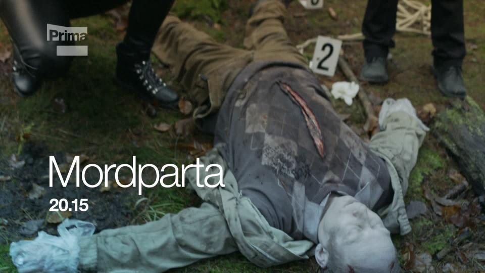 Mordparta (3) - upoutávka
