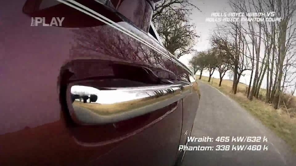 Rolls-Royce Wraith vs Rolls-Royce Phantom Coupé