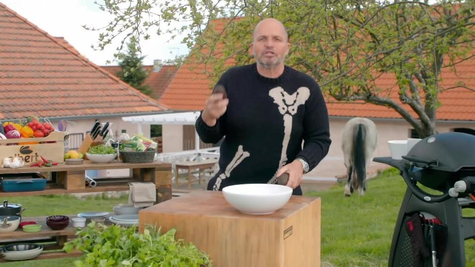 RTŠ! III (5) – Salát z avokáda, rukoly a limety