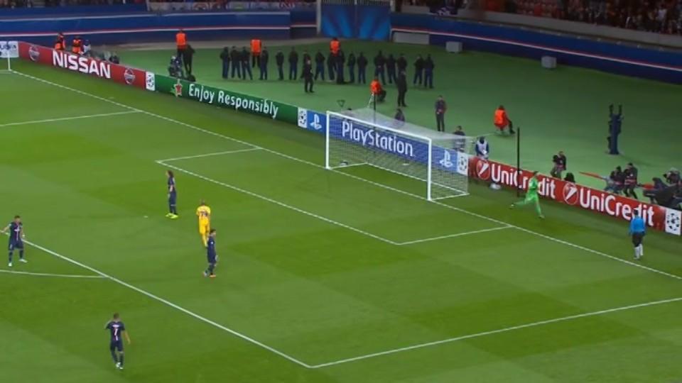 Sestřih zápasu - Paris v APOEL (5.11.2014)