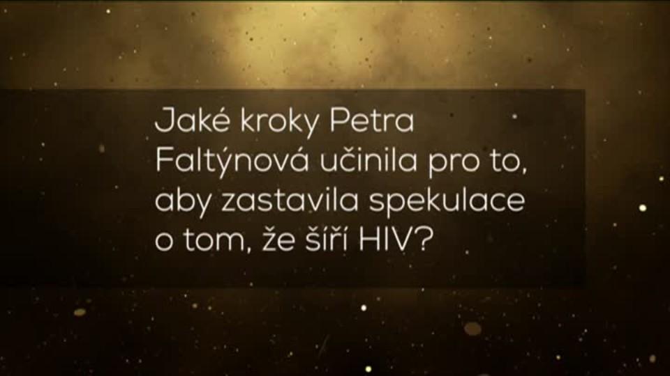 TOP STAR 24.2.2016 - Petra Faltýnová