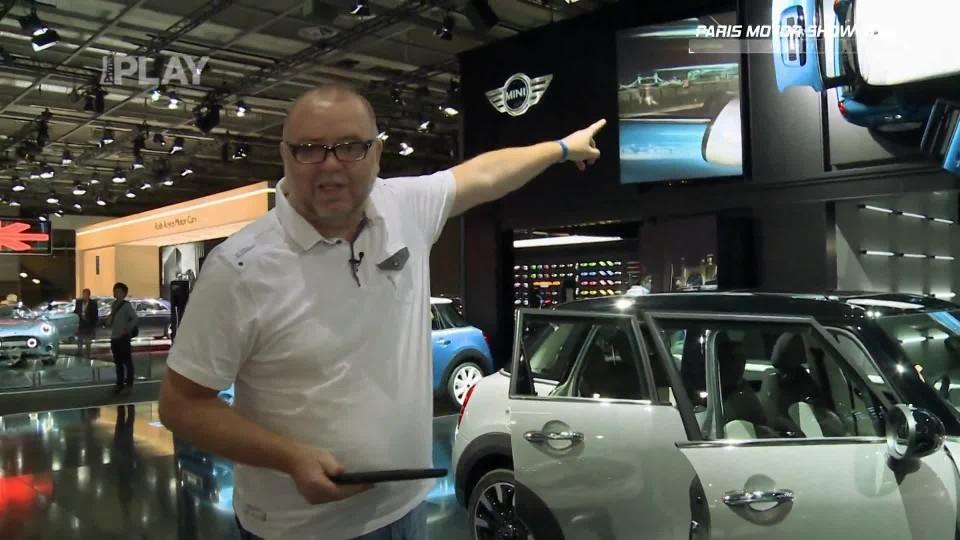 MINI 5D 2015 + MINI Cooper S 5D 2015 + MINI Superleggera Vision Concept