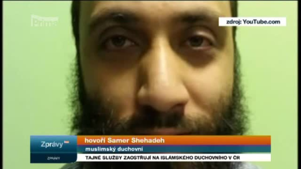 Tajné služby zaostřují na islámského duchovního v Čr
