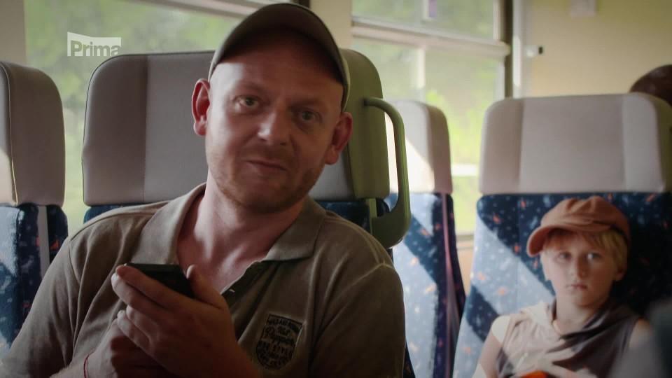 Prázdniny (6) - Ve vlaku