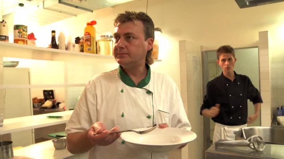 Ano, šéfe! IV (2) - Bohéma Grand Restaurant / Brno