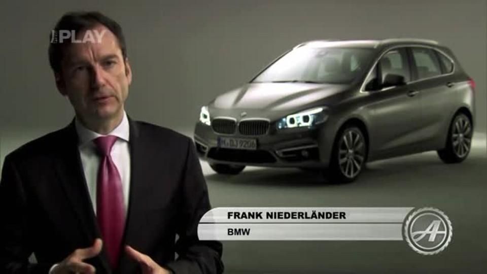 BMW 4 2 Active Tourer