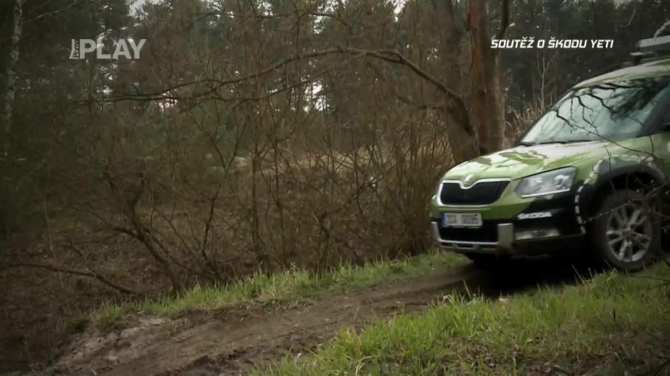 Soutěž o Škoda Yeti 3. kolo I.část