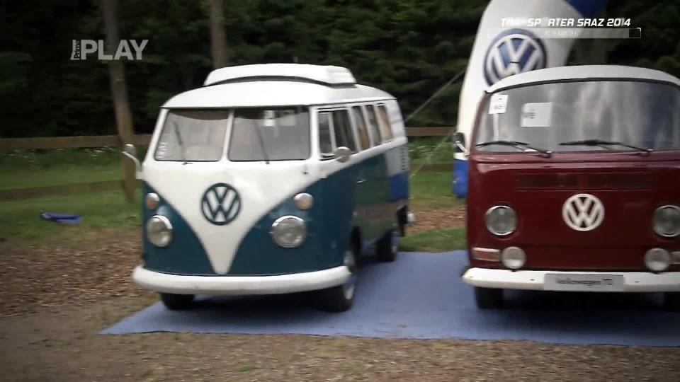 VW Transporter sraz 2014 I.