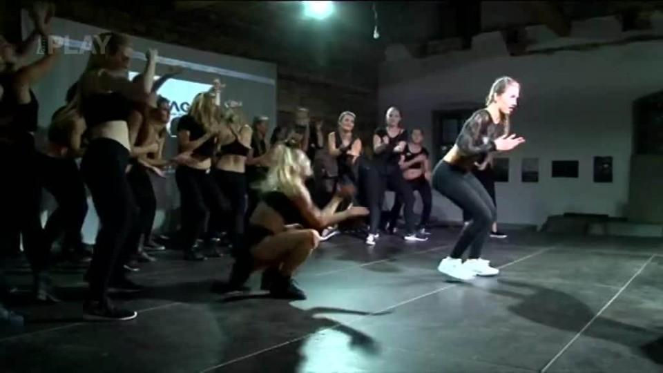 TOP STAR - Libor Bouček a Ondřej Brzobohatý o tanci