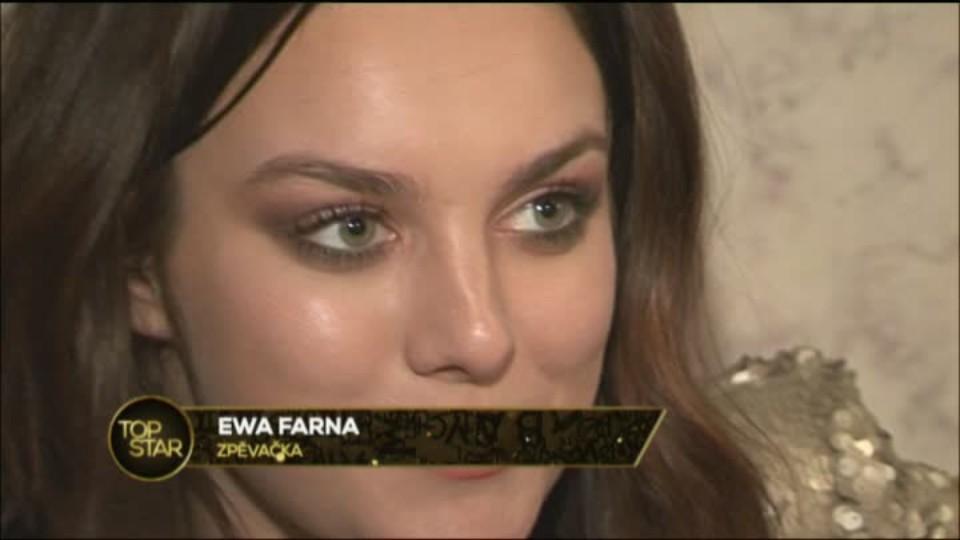 TOP STAR 24.4.2016 - Ewa Farna