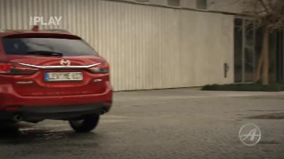 Mazda 6 Wagon 2,5 Skyactiv-G A/T