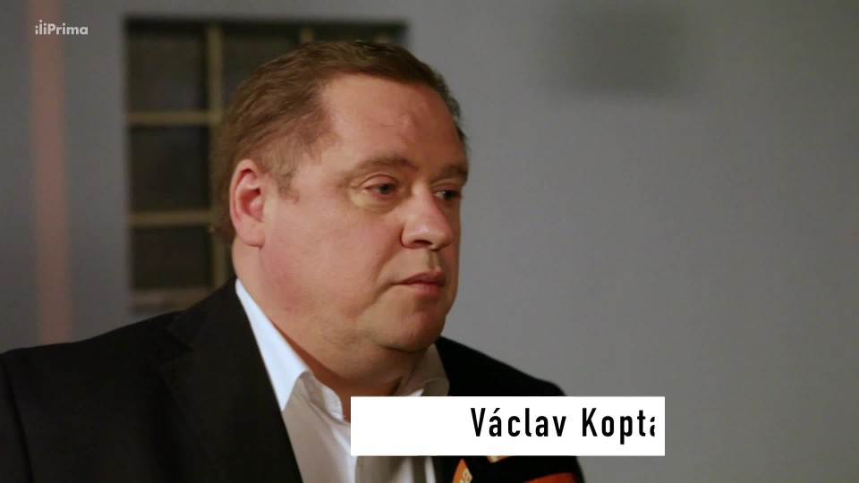 Václav Kopta Loučení s OK