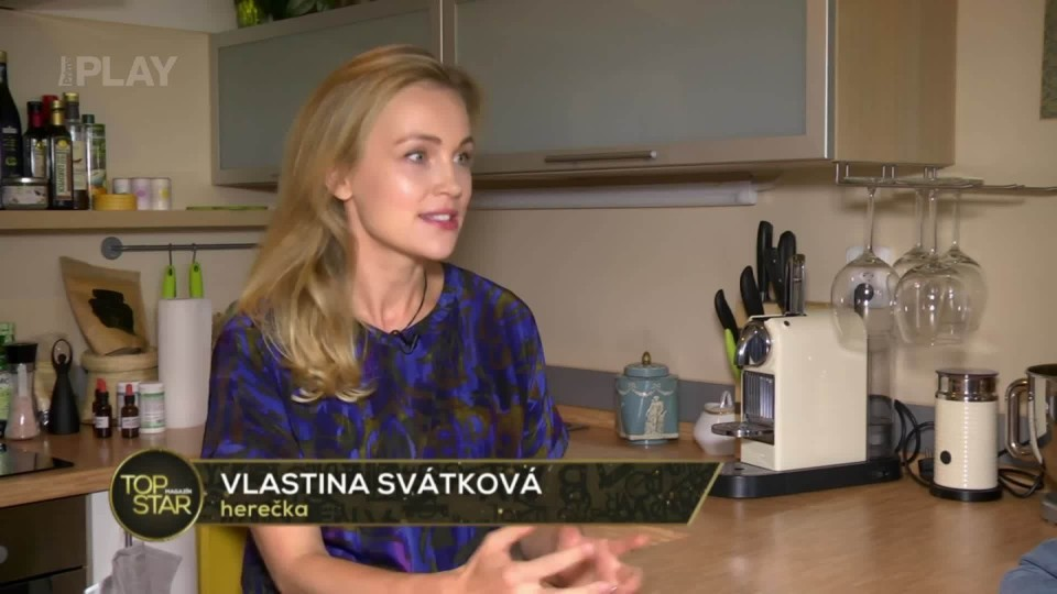TOP STAR magazín 2015 (43) - Vlastina Svátková