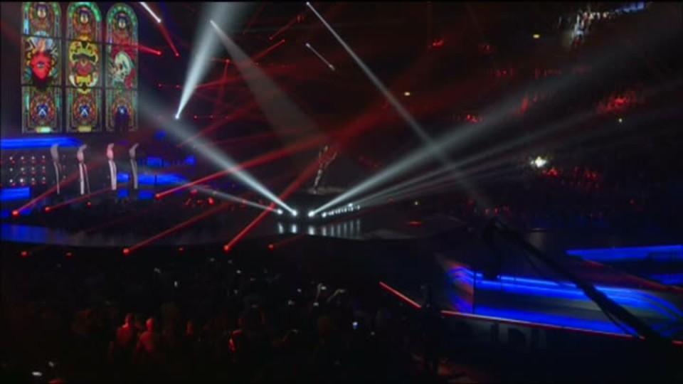 TOP STAR 12.4.2016 - Lucie Bílá koncert