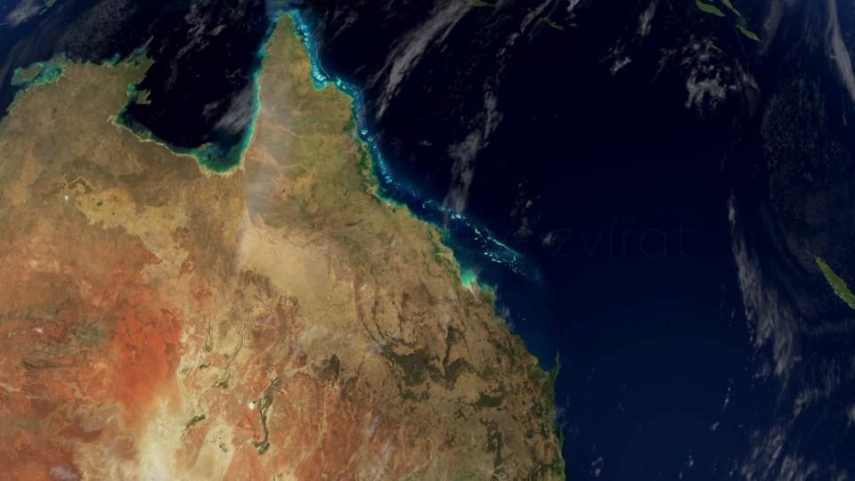 David Attenborough: Velký bariérový útes (1) - upoutávka