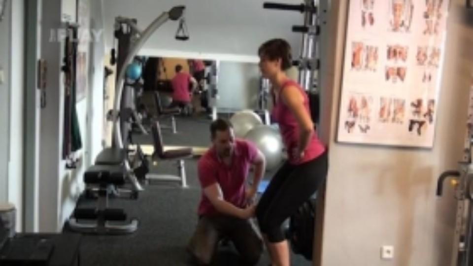 JTCJ VI: Cviky na propojení svalů nohou a svalů horní poloviny těla