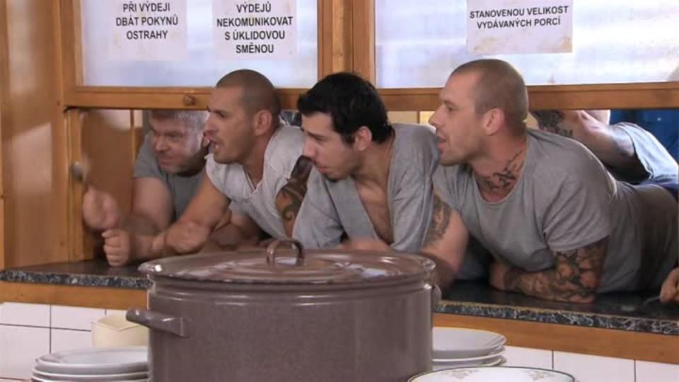 Propuštění z vězení