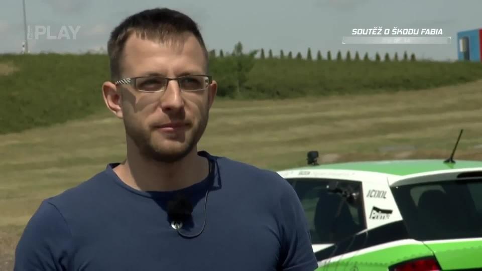 Soutěž o Škoda Fabia osmý týden II. část