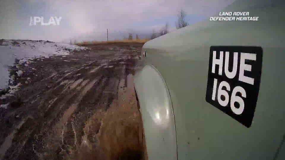 Land Rover Defender Heritage 110 SW