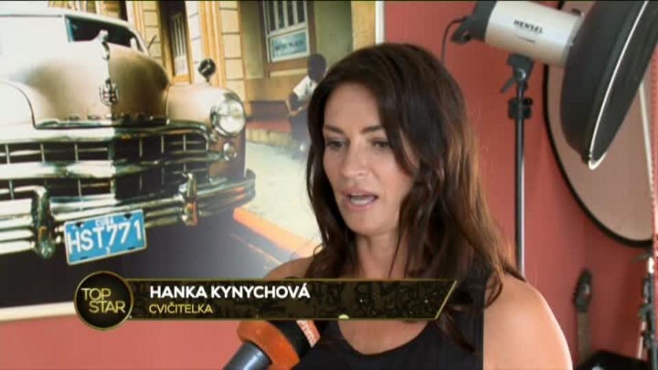 TOP STAR 20.8.2016 - Hanka Kynychová akty