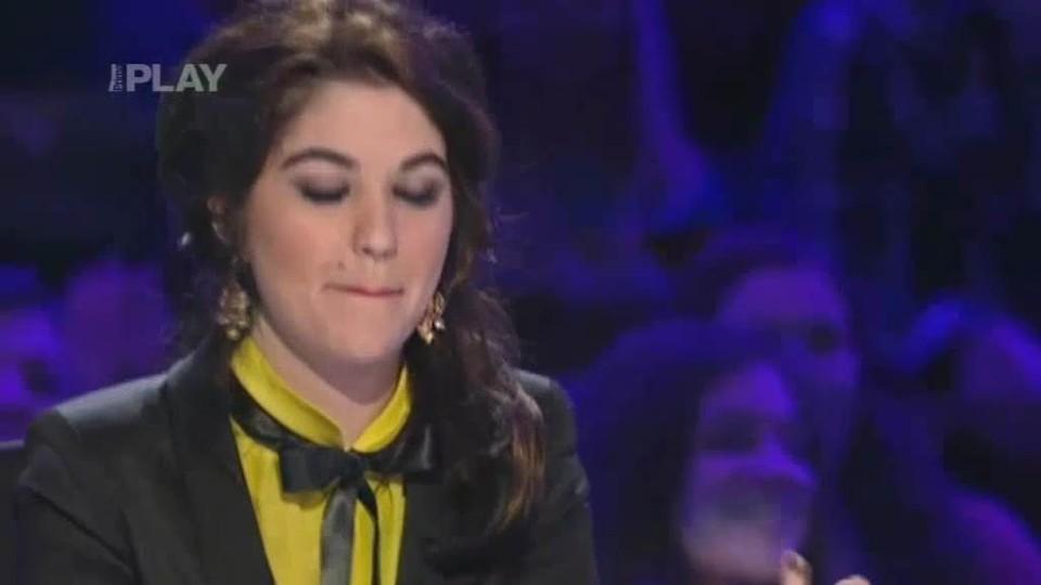 X Factor (6) - nejlepší vystoupení - Jiří Chadraba