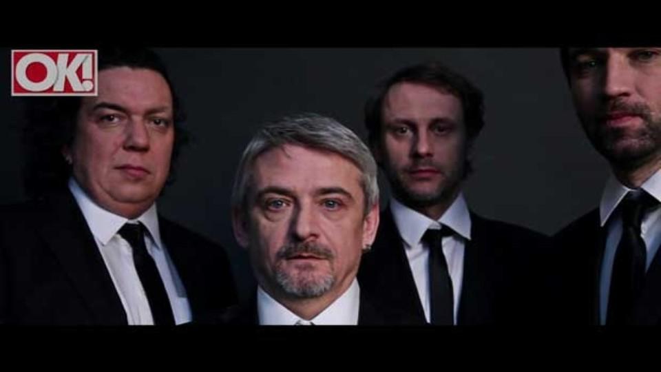 Partička - Men in Black