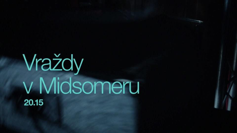 Vraždy v Midsomeru XVII (3) - upoutávka