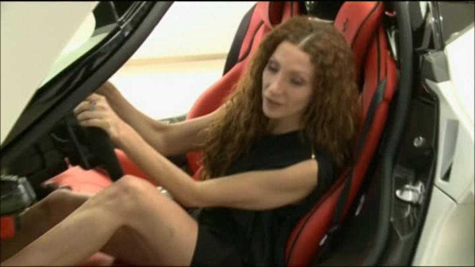 TOP STAR 4.2.2016 - Olga Lounová - auta